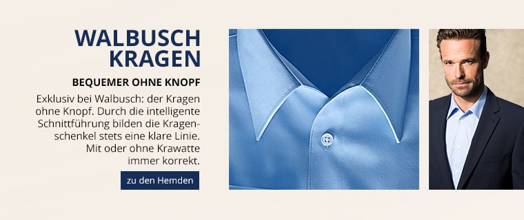 Business Walbusch Kragen