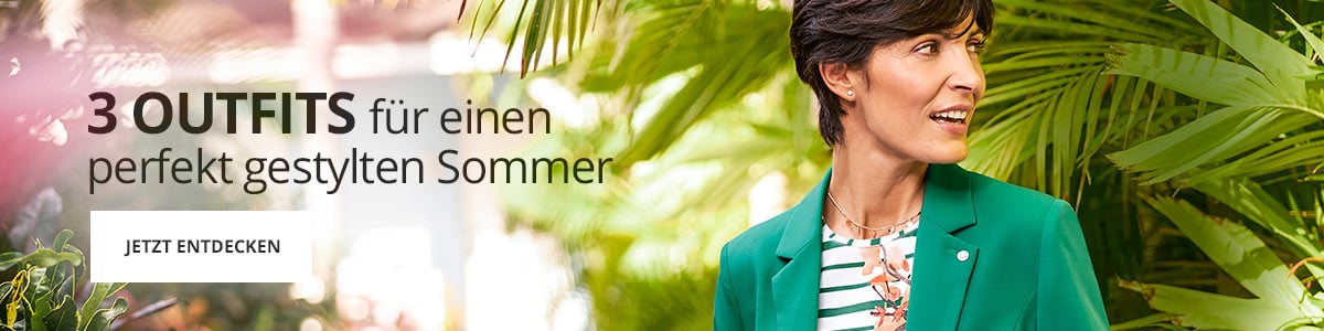 Sommer-Outfits Dame | Walbusch
